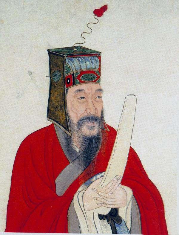 王陽明(圖/維基百科)