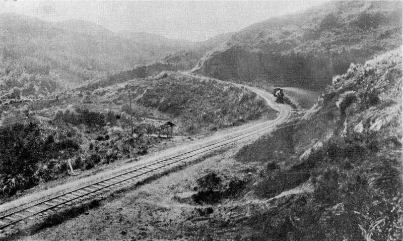 20200221-臺灣鐵路,為劉銘傳在臺灣清治時期任臺灣巡撫時所籌建。(資料照,取自維基百科)