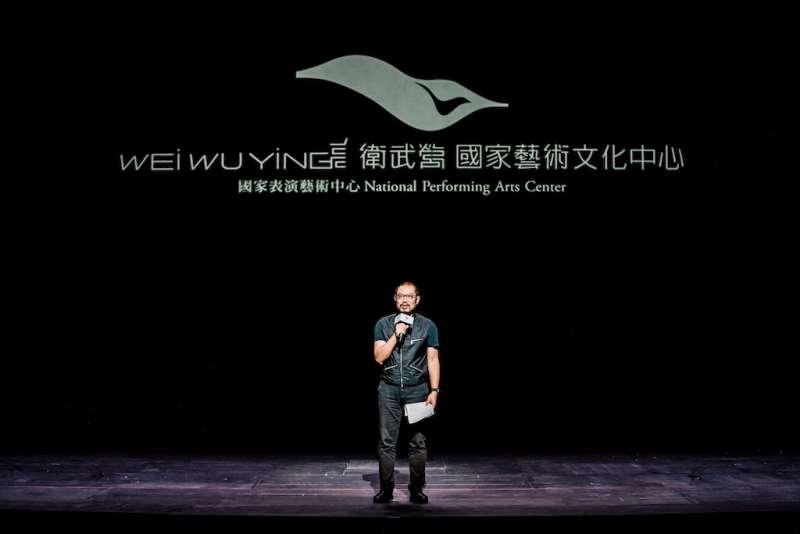 衛武營國家藝術文化中心藝術總監簡文彬。(圖/衛武營國家藝術文化中心提供)