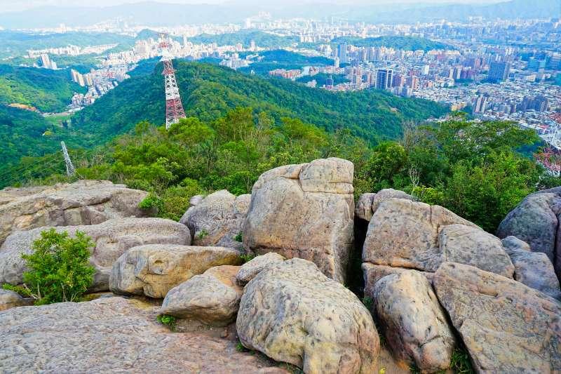 金面山親山步道(圖片來源:臺北市政府觀光傳播局)