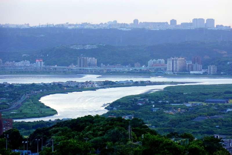 軍艦山親山步道(圖片來源:臺北市政府觀光傳播局)