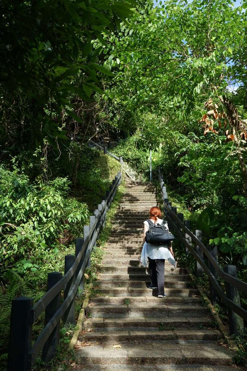 象山親山步道(圖片來源:臺北市政府觀光傳播局)