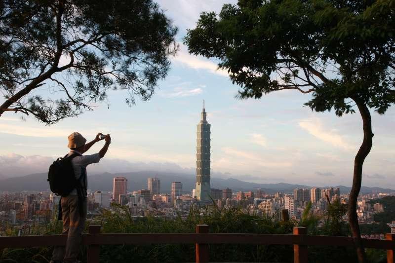 福州山公園(圖片來源:臺北市政府觀光傳播局)