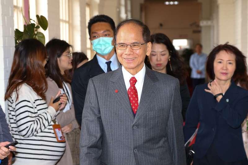 20200227-立法院長游錫堃27日接見台灣陪審團協會。(顏麟宇攝)