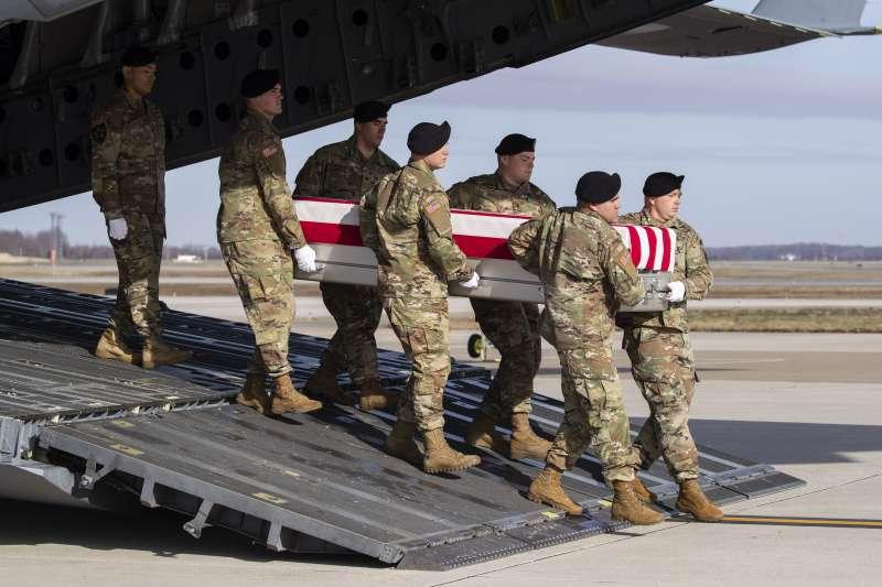 阿富汗戰爭2001年開打至今,美軍傷亡慘重(AP)