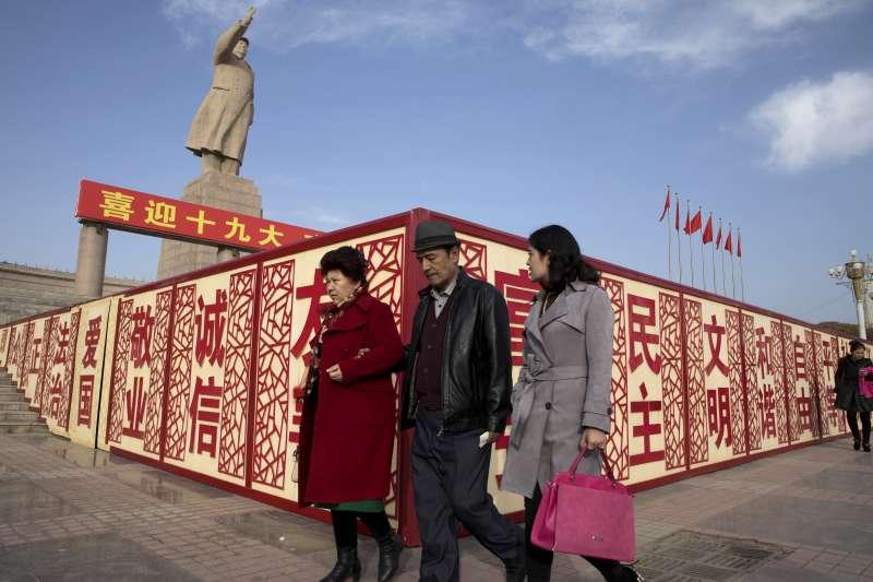 中國政府對新疆維吾爾族的鎮壓鉗制無所不在(AP)