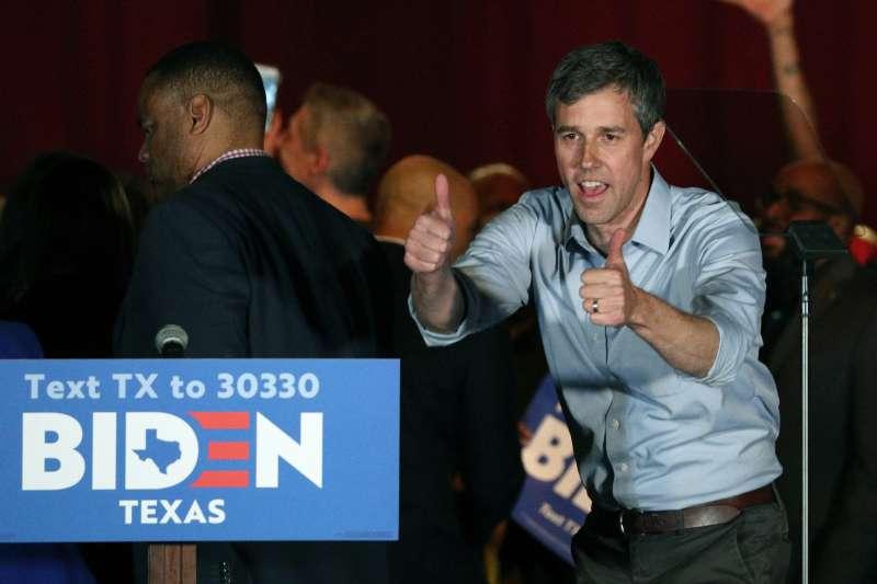 2020美國總統民主黨初選:歐洛克力挺拜登(AP)