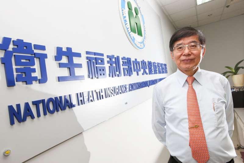 健保署長李伯璋表示,雲端病歷系統在這次武漢肺炎的防疫工作上,扮演了舉足輕重的角色。 (新新聞資料照)