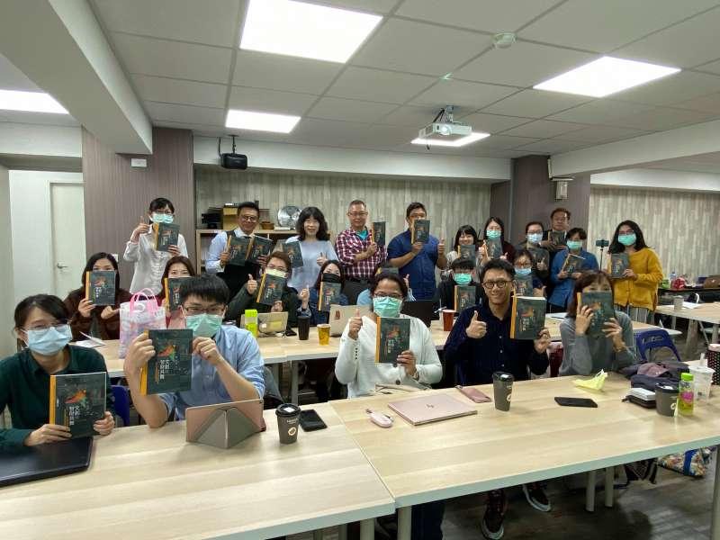 由臺北科技大學智由博集執行舉辦的「文智與智財共舞成果報告書」發表講座。(來源:智由博集)