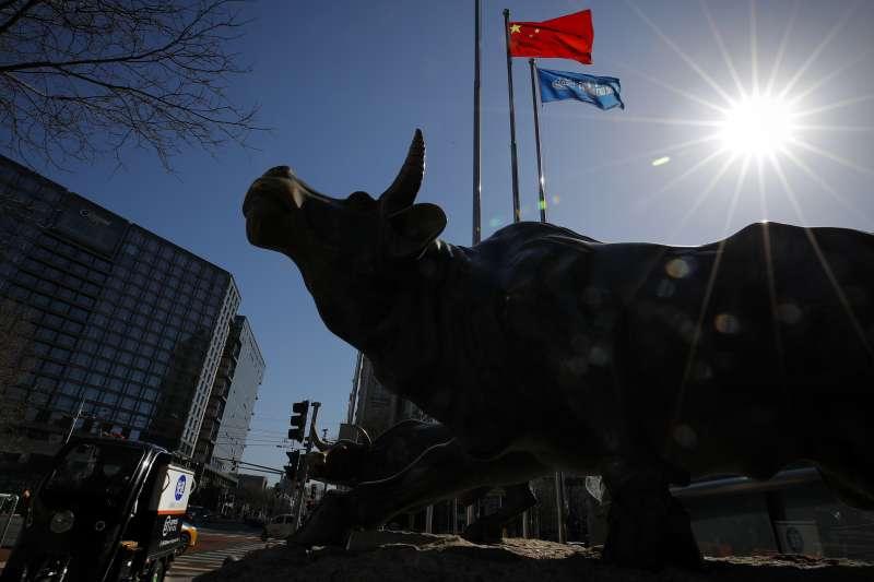 中國股市,中國經濟,華爾街,美股,股市崩盤,全球股市狂跌。(AP)
