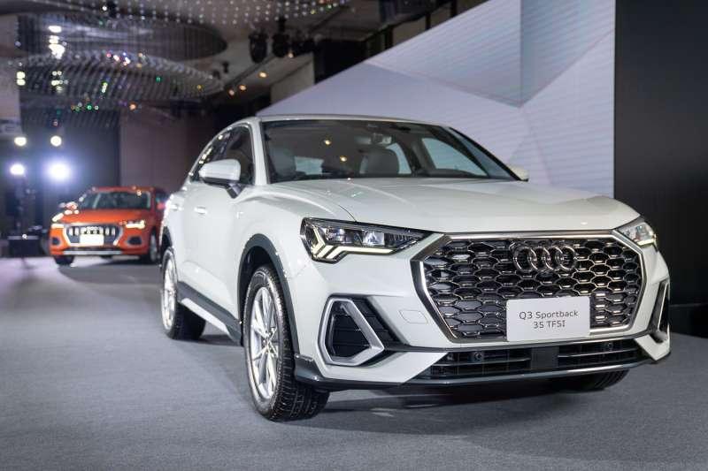 Audi Q3 Sportback 全車系皆標配多項頂尖安全科技 (圖/台灣奧迪)