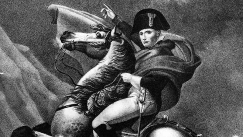 c07拿破侖軍隊鎮壓海地起義失敗,也導致法國放棄了在北美的殖民野心。(圖/BBC News)