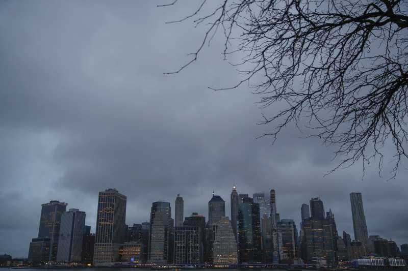 紐約州成為美國新冠肺炎(武漢肺炎)疫情重災區(AP)