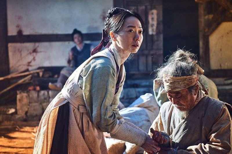 醫女徐菲(圖/imdb)