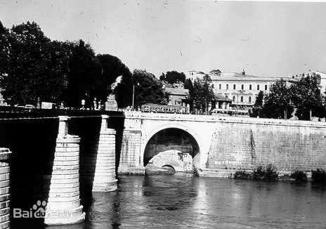 「馬克西姆下水道」為羅馬有名下水道。(圖片取自百度百科)