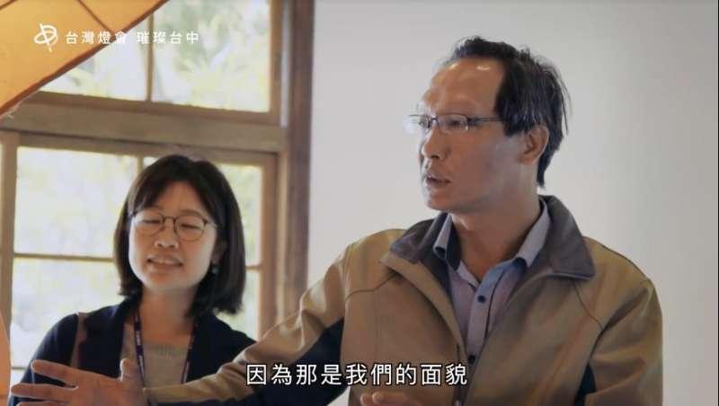 鄧貞琳希望2020台灣燈會成為展現台中多元文化,多元族群的舞台。(圖/臺中市政府提供)
