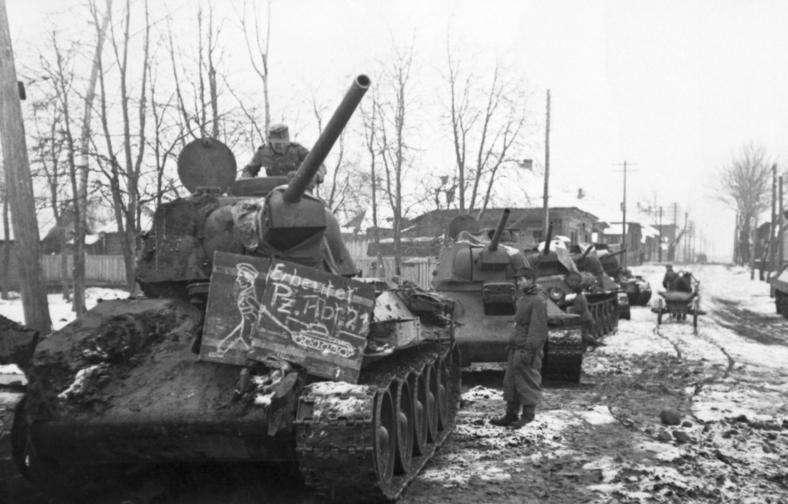 林挺生:紅軍T-34戰車(資料來源:Wikimedia Commons)