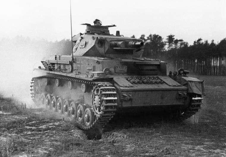 林挺生:德國四號戰車(資料來源:Wikimedia Commons)