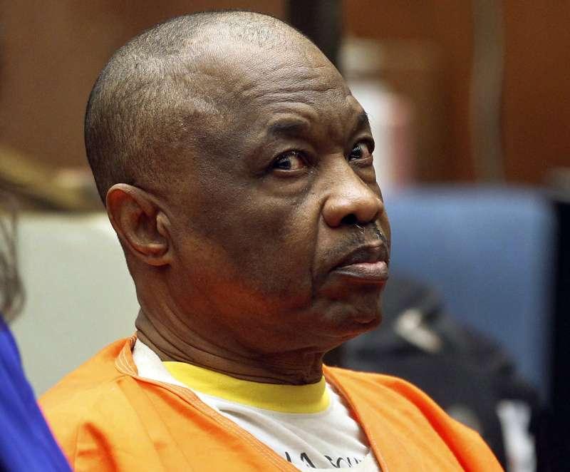 法蘭克林2010年遭逮補,審判過程中不斷否認犯行。(AP)