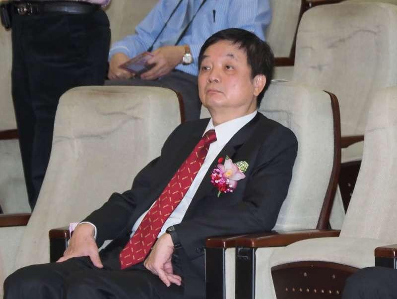 周章欽擔心辦陳案檢察官不慎捲入政治風暴,下了嚴格封口令。(林瑞慶攝)