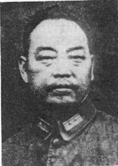 西北軍出身的郝鵬舉將軍,為郝柏村院長的河南遠親。(圖片由作者提供)
