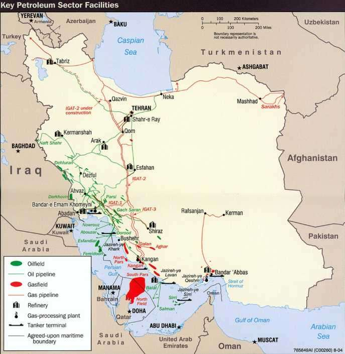 Turkey-Iran pipeline