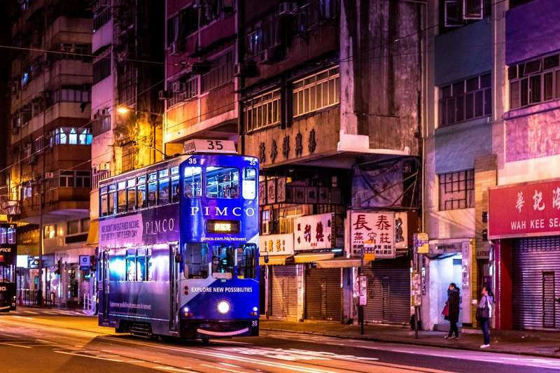 許多「南來文人」當年避亂香港。(圖片取自pixabay)