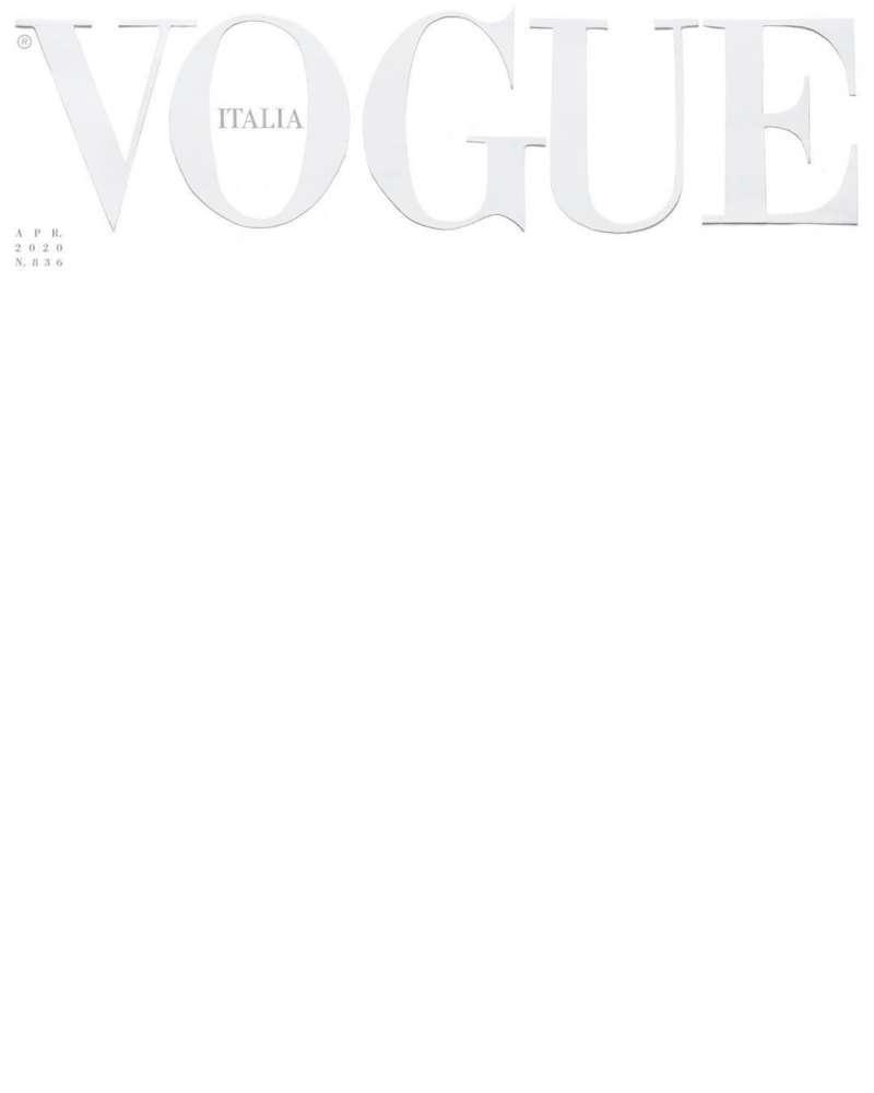 (圖/取自Vogue Italia Instagram)