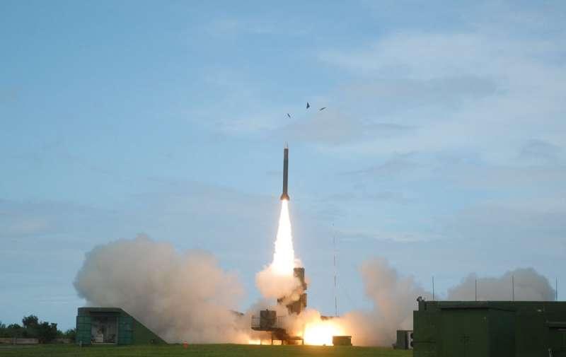 單純就反導彈能力而言,弓三能力雖強,仍有不足之處。(翻攝自中科院網站)