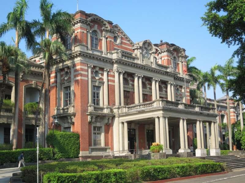 圖2:舊臺大醫院(圖/作者提供)