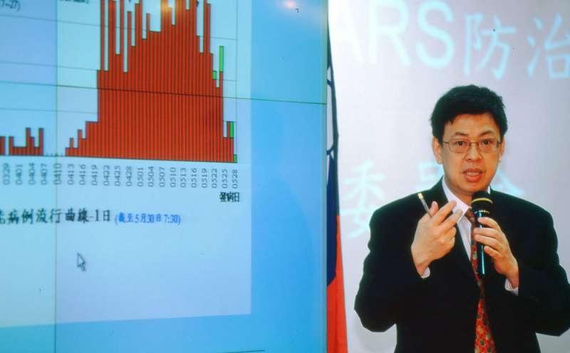 陳建仁指出,台灣經歷九二一、SARS,在公共衛生、全球防疫與預防醫學有相當的成果。(新新聞資料照)