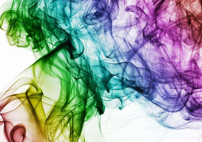 根據研究,女性對鮮豔的顏色較為敏銳。(圖片取自pixabay)