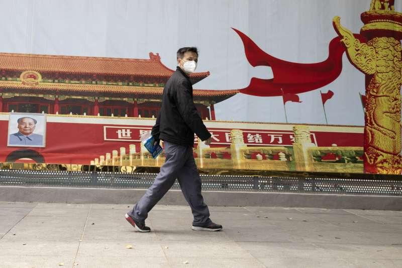 中國深恐新冠肺炎疫情捲土重來(AP)