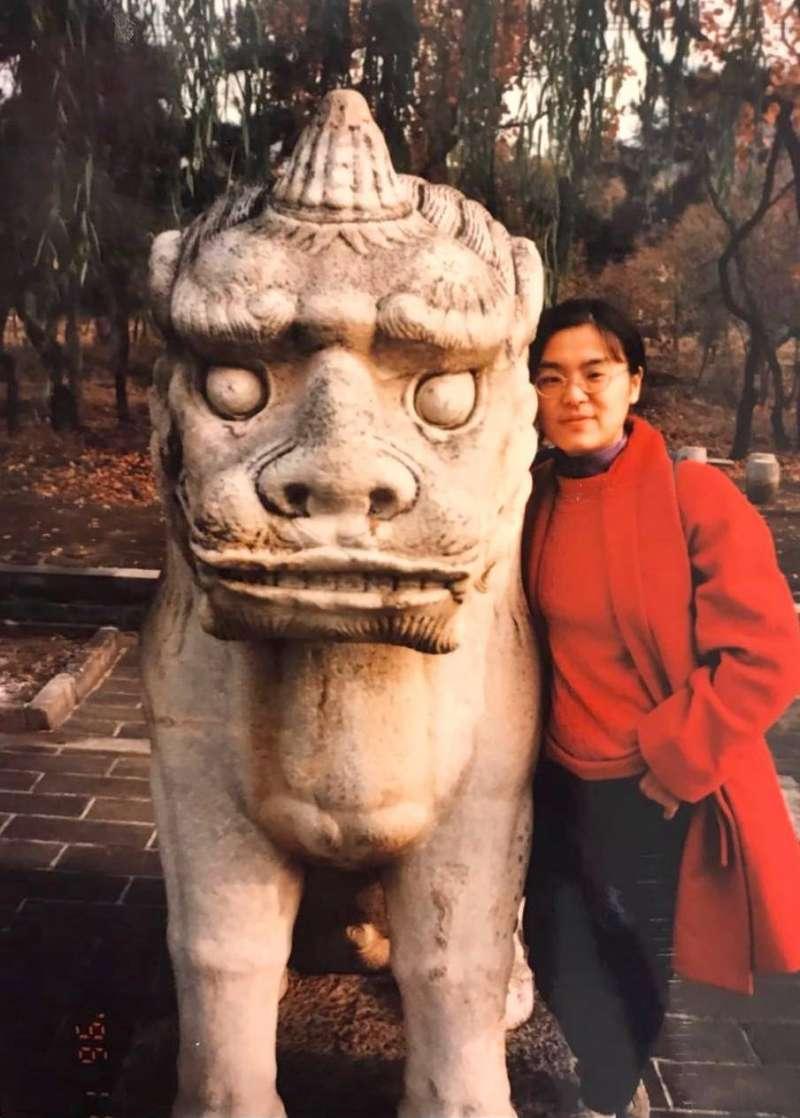 20200418-陳玉珍留學生涯「橫跨美中日」。(陳玉珍提供)