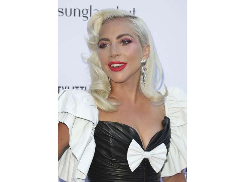 女神卡卡(Lady Gaga)(AP)