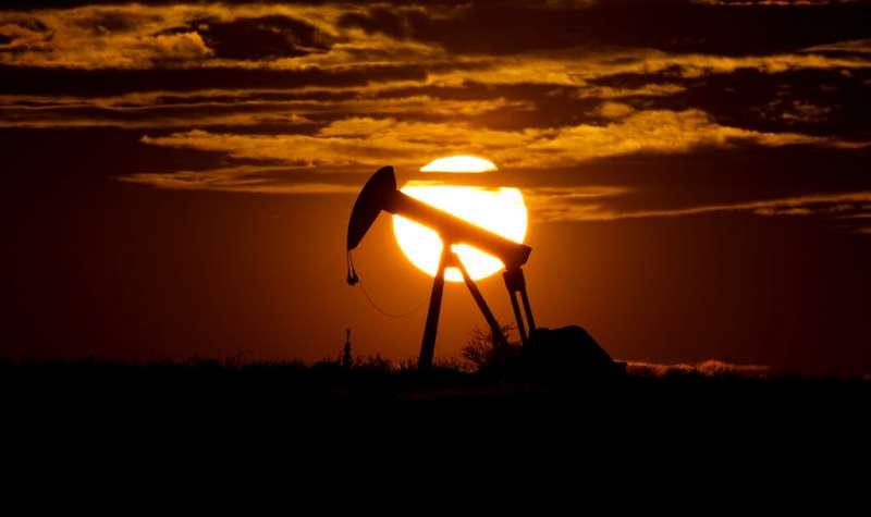 石油、原油、油價。(美聯社)