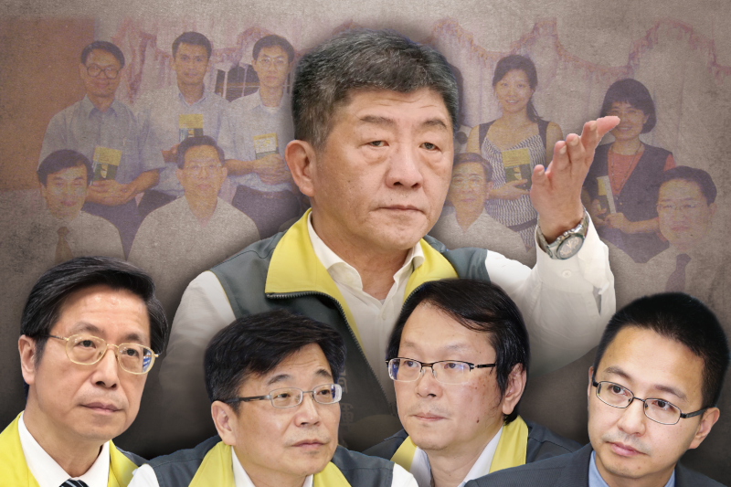 從SARS至今17年,台灣防疫指揮體系逐漸健全,也形成一套較成熟的作業模式,讓防疫指揮官陳時中能穩健指揮,也讓台灣在武漢肺炎疫情中有傑出表現,受全球矚目。(合成圖)
