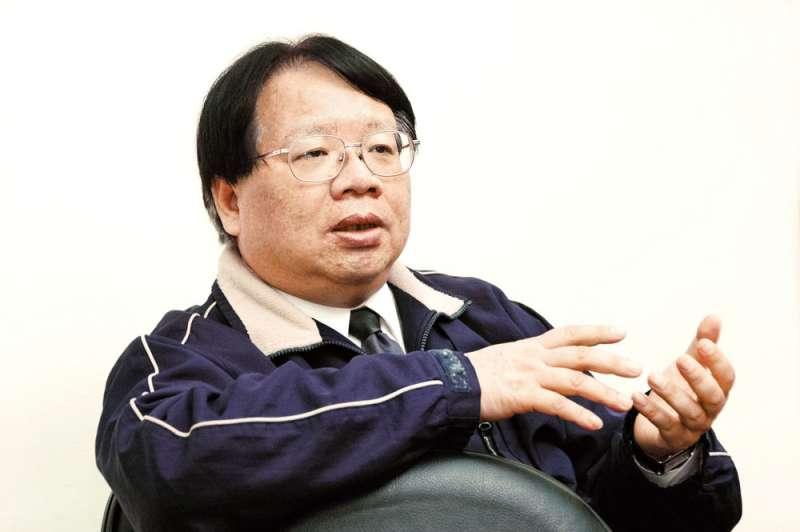 前國安會副秘書長張榮豐曾祕密建構中央疫情指揮中心決策架構。(新新聞資料照)
