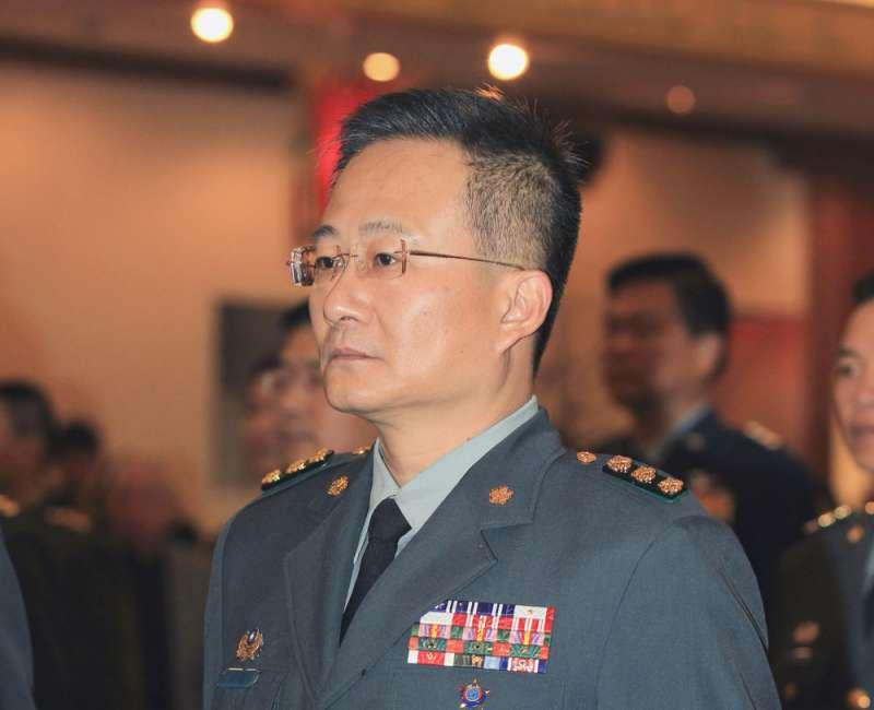 獲國防部長嚴德發高度信任的張忠誠(圖),接任中科院長。(新新聞資料照)
