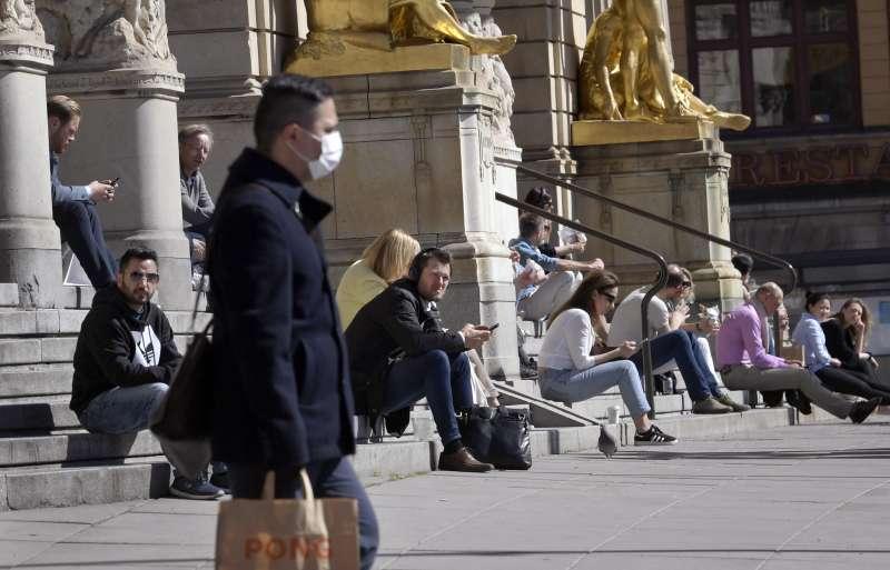 瑞典防疫,瑞典疫情。瑞典與中國關係每下愈況,至少5城市與中國城市解除友好關係。(AP)