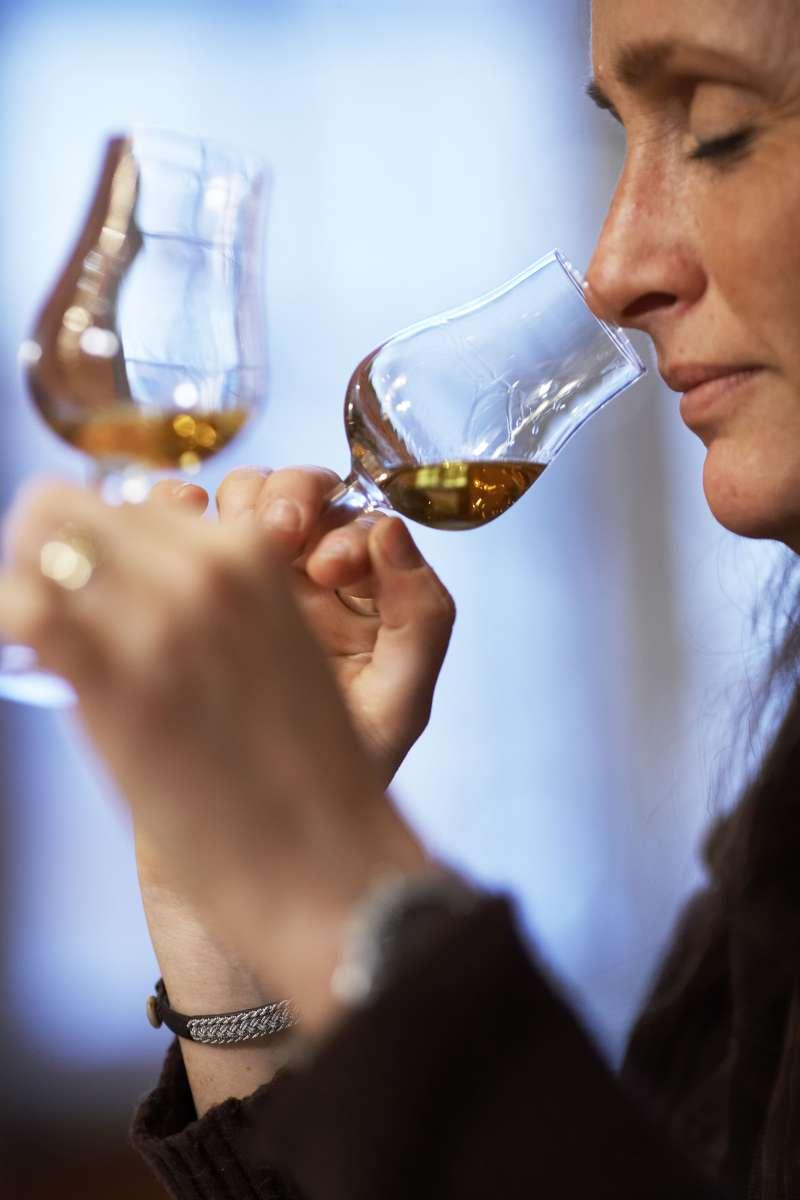 入選威士忌名人堂的首席調酒師(圖/酒心智庫提供)