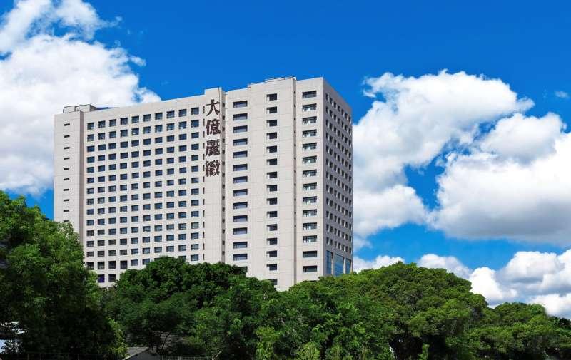20200431-受疫情影響,台南大億麗緻酒店宣布6月底停業。(取自大億麗緻酒店臉書)