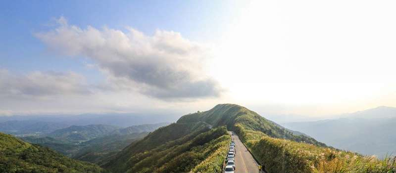 九份不厭亭有「寂寞公路」之稱。(圖/取自新北市觀光旅遊網)