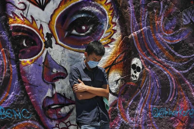 新冠肺炎疫情侵襲全球。墨西哥。(AP)