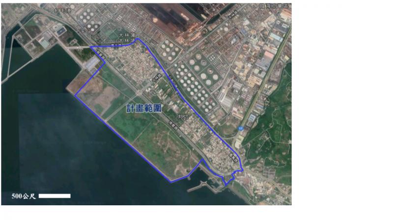 循環園區計畫範圍