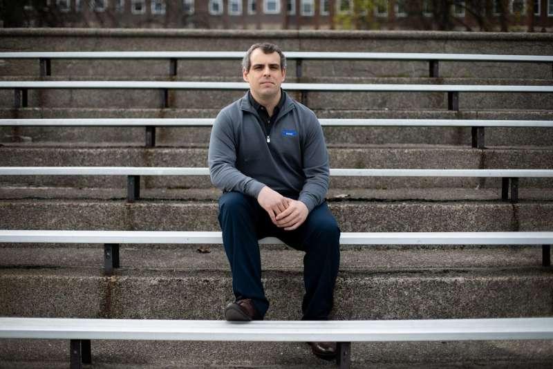 波士頓投資機構Newpath Partners的創始人兼執行合夥人卡希爾。 (Kayana Szymczak for The Wall Street Journal)