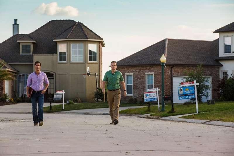 1人人都有的「買房夢」成為金融風暴的引爆點。(圖/取自IMDb)
