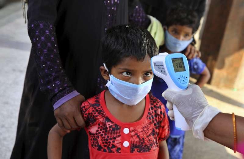 新冠肺炎:印度以大規模的全國封鎖措施防堵疫情(AP)