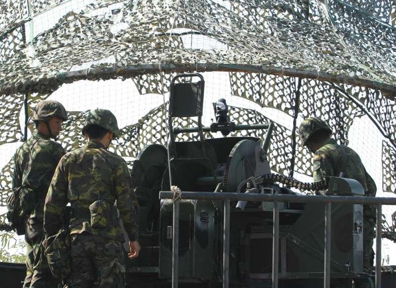 1992年後,金門已不再是軍事區域,駐軍人數銳減。(林瑞慶攝)