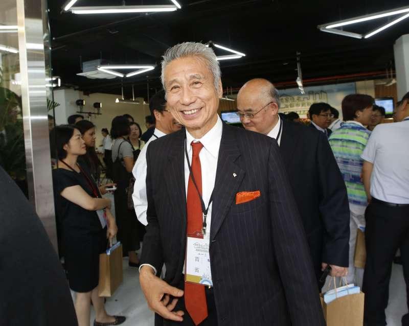 大同公司經營權之爭打了3年,三圓建設董事長王光祥領軍的市場派,6月30日將在股東會上與公司派再度對決。(郭晉瑋攝)